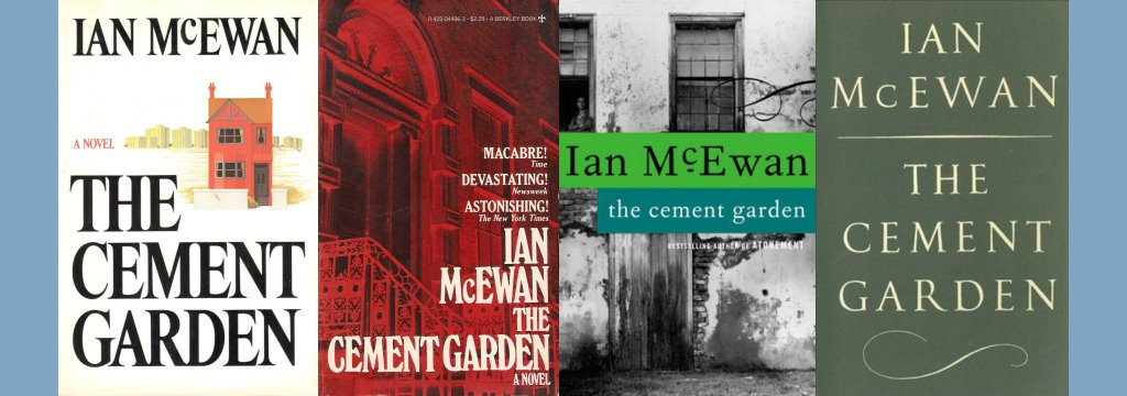the cement garden essay In this lesson, we will explore about the story, themes, and characters of  mcewan's 'the cement garden' then we will learn about how critics and.